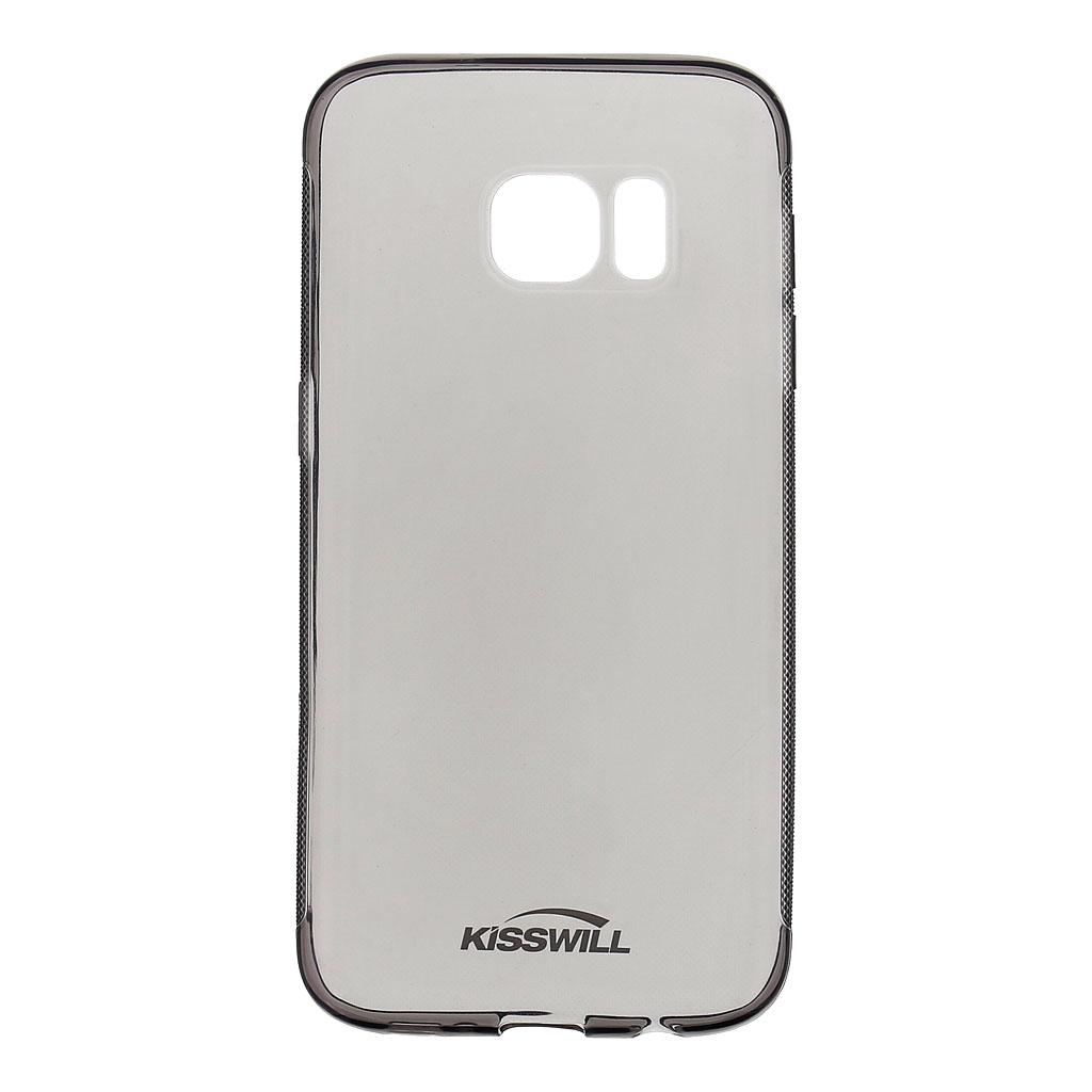 Kisswill TPU Pouzdro Black, Samsung G930 Galaxy S7