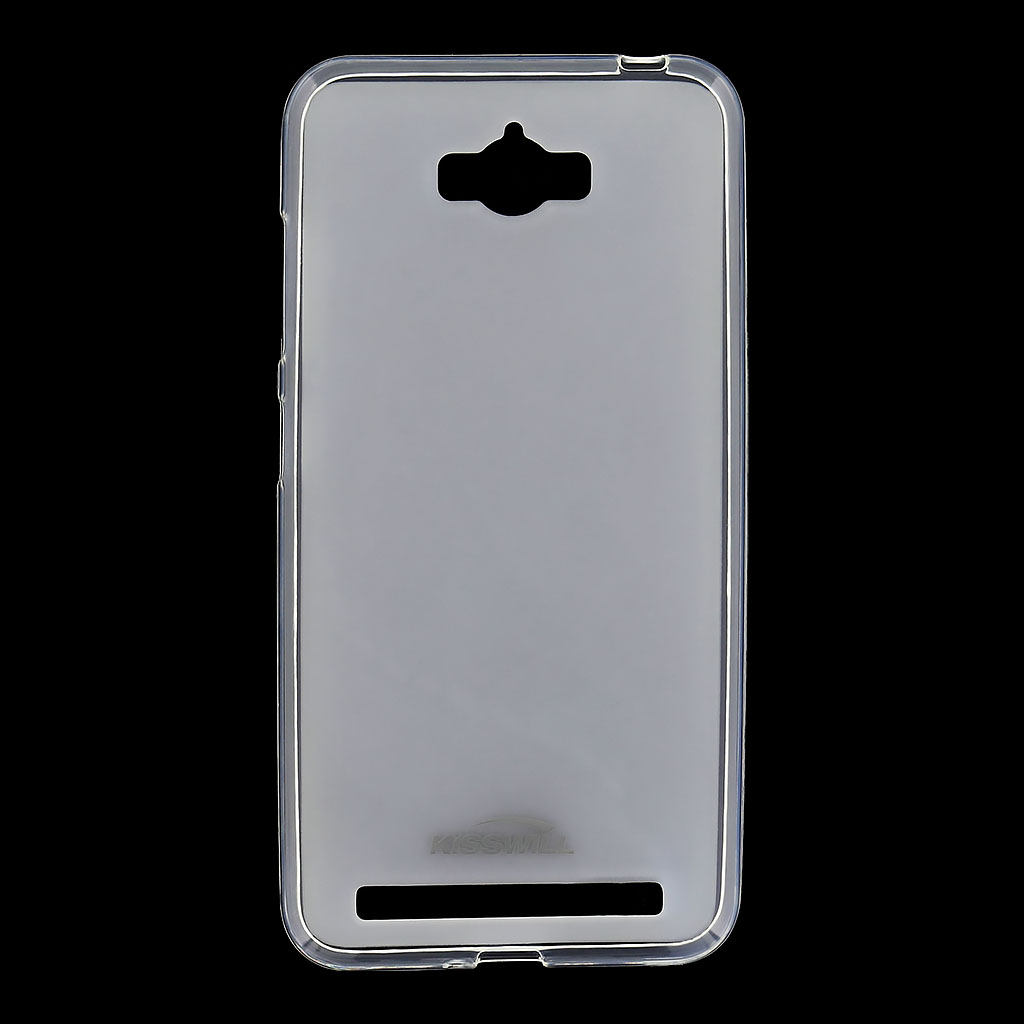 Kisswill TPU Pouzdro Transparent, Asus ZenFone Max ZC550KL