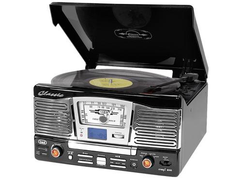 TT 1065E/BK Mini systém,CD,USB,SD,FM,enc