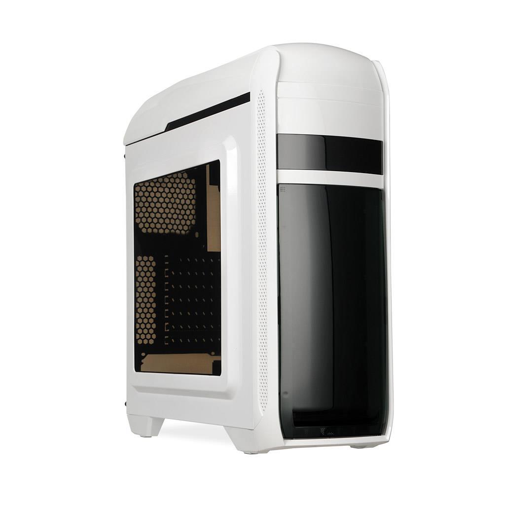 PC skříň I-BOX RAYDEN 420W GAMING WHITE