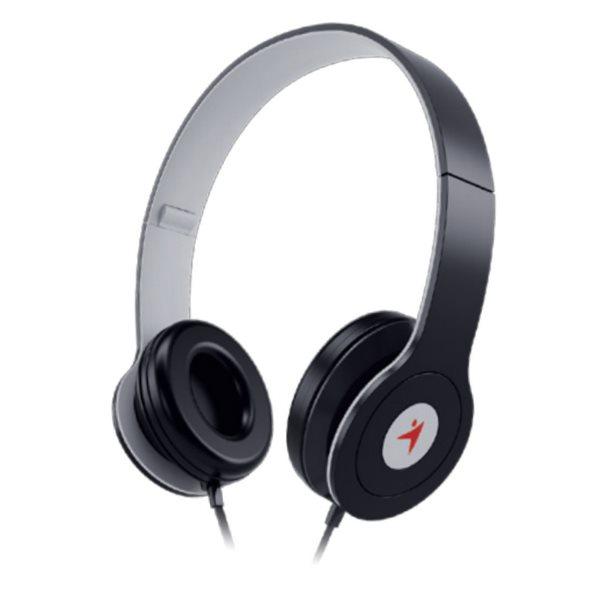 GENIUS headset - HS-M450/ (stereo sluchátka + mikrofon), 3,5mm, černý