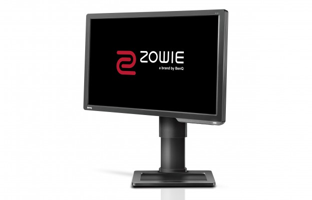 "Zowie by BenQ LCD XL2411 DARK GREY 24""W/TN LED/FHD/12M:1/1ms/3D/DVI-DL/HDMI/pivot /Flicker-free/Low Blue Light"