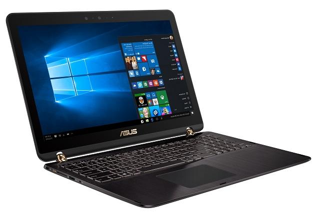"""ASUS UX560UQ-FZ018R i5-6200U/8GB/512GB SSD/GT940MX 2GB/15,6"""" FHD/Touch/Win10P/black"""