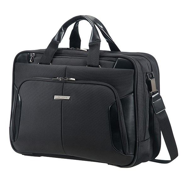 "Samsonite XBR BAILHANDLE 3C EXP 15.6"" Black"