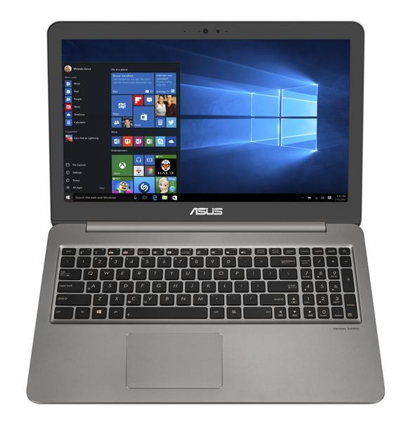 """ASUS UX510UX-CN014T i7-6500U/8GB/1TB HDD + 128GB SSD/GTX950M 2GB/15,6"""" FHD/Win10/šedý"""