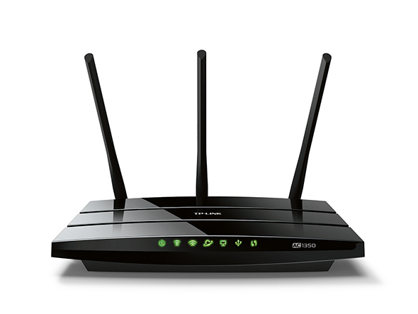 TP-Link Archer C59 AC1350 Dual band Wireless 802.11ac router 4xLAN, 1x USB