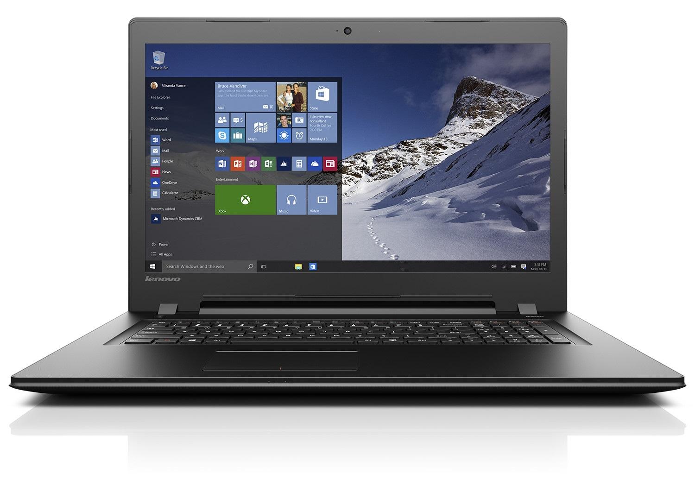 "Lenovo B71-80 i5-6200U/4GB/8GB+500GB SSHD/DVD-RW/HD Graphics/17,3""HD+ matný/Win10PRO/grey"