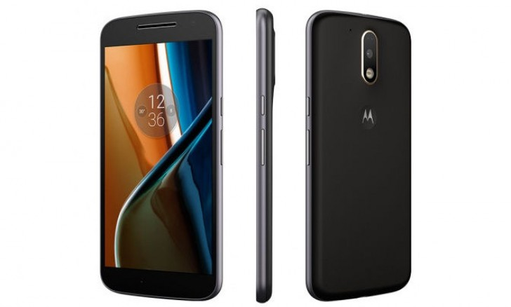 "Lenovo Moto G4 Dual SIM/5,5"" IPS/1920x1080/Octa-Core/1,5GHz/2GB/16GB/13Mpx/LTE/Android 6.0/Black"
