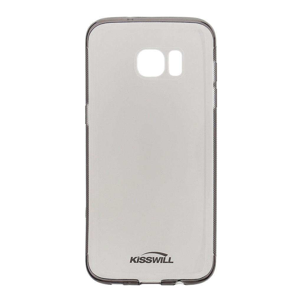 Kisswill TPU Pouzdro Black, Samsung G935 Galaxy S7 Edge