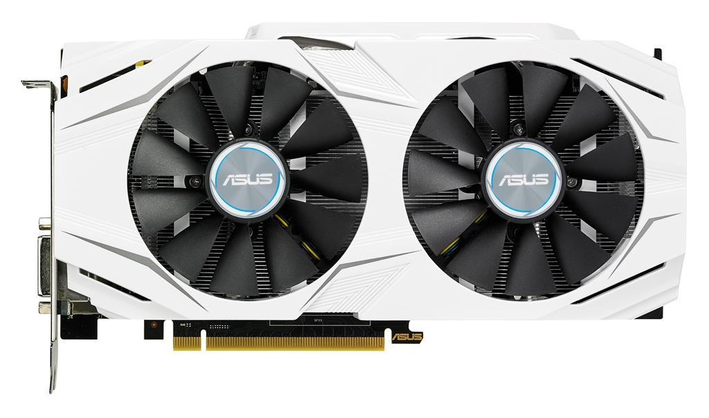ASUS GeForce GTX 1060, 6GB GDDR5 (192 Bit), 2xHDMI, DVI, 2xDP