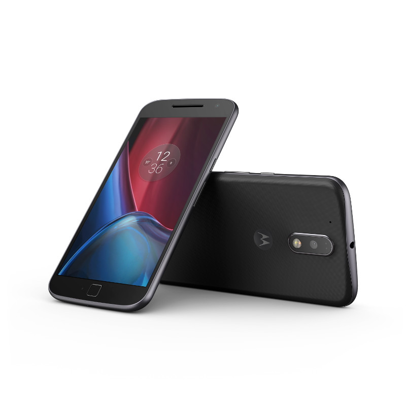 "Lenovo Moto G4 Plus Dual SIM/5,5"" IPS/1920x1080/Octa-Core/1,5GHz/2GB/16GB/16Mpx/LTE/Android 6.0/Black"