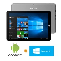 "CHUWI tablet HI12 12"" šedý, 4/64GB, Win10/ Android 5.1 DUALBOOT"