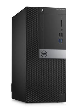Dell Optiplex 3040MT G4400 4GB 500GB DVDRW Win7P/W10P(64bit) 3Y NBD