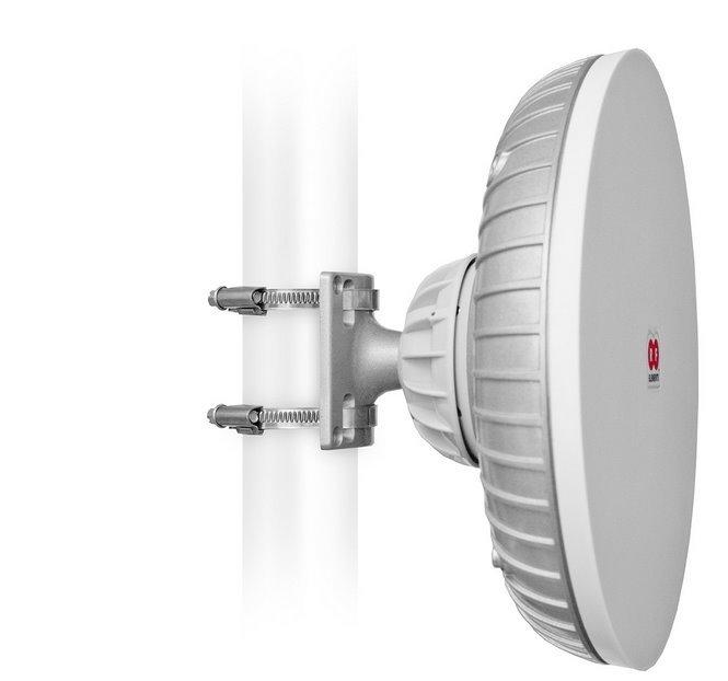 RF elements StationBox XL CC - 5 GHz 19dBi MIMO, hliníkový box pro RB 911, 912, 711, 411