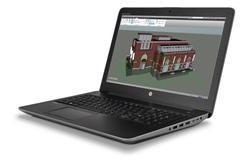 HP ZBook 15 G3, i7-6700HQ, 15.6 FHD, W5170/2GB, 8GB, 1TB, ac, BT, FPR, W10Pro-W7Pro, 3y