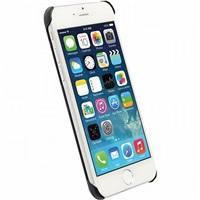 Krusell zadní kryt MALMÖ TEXTURECOVER pro Apple iPhone 6, černá - Bazar - bez originálního obalu