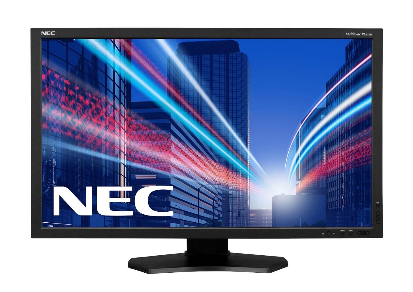 """27"""" LED NEC PA272W SV2-QHD,AH-IPS,HDMI,DP,piv,blk"""