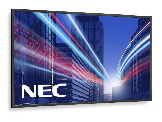 "46"" LED NEC V463 - FullHD,AMVA3,500cd,slim,rep,24/7"