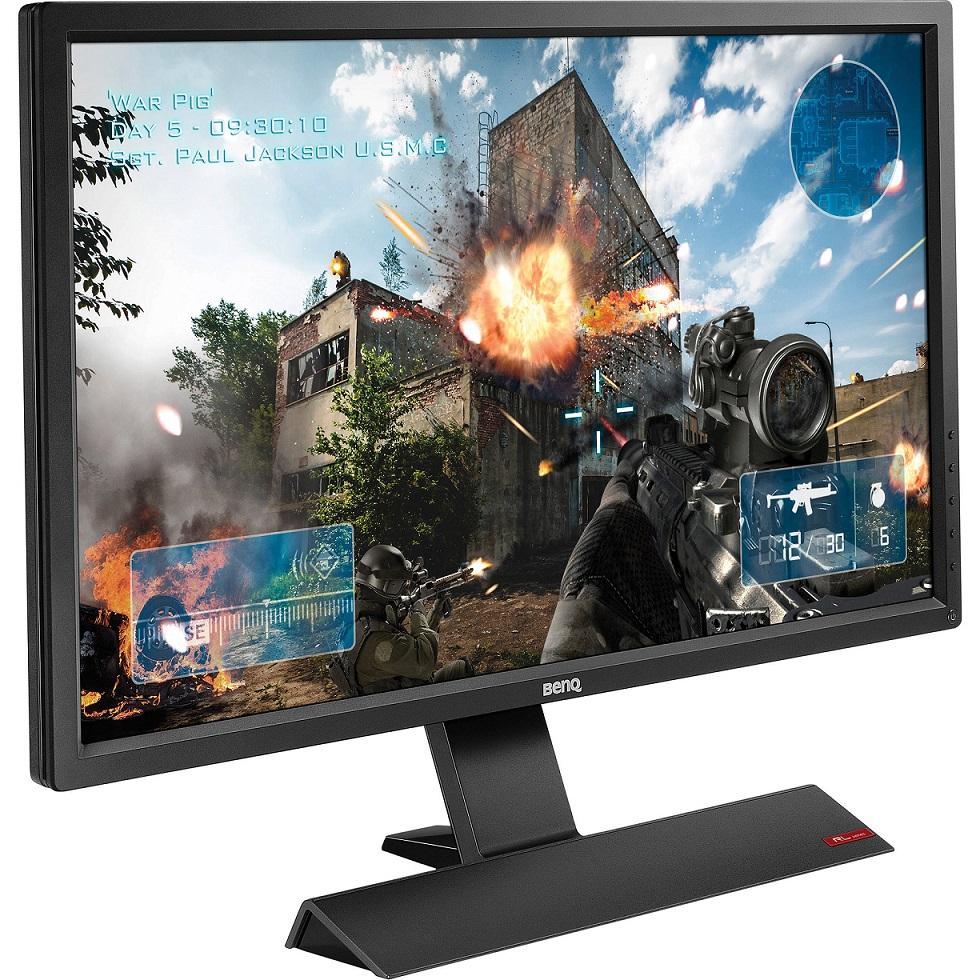 "BenQ LCD RL2755HM 27""W/LED/FullHD/12M:1/1ms/DVI/2xHDMI/repro/Flicker-free /Low Blue Light/VESA"