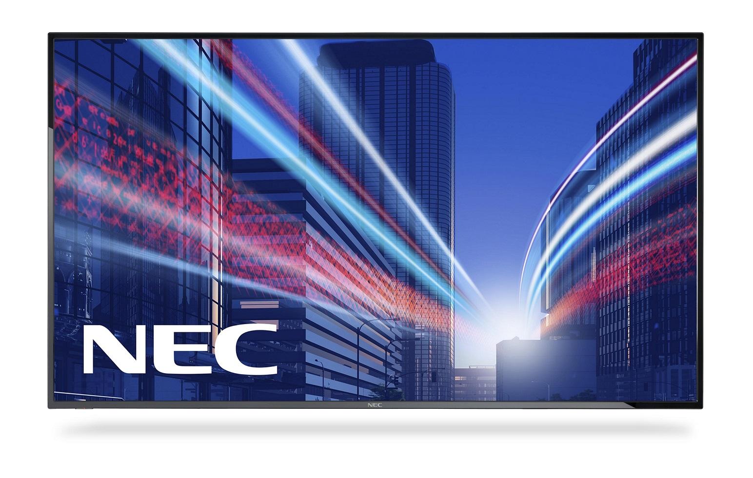"""NEC 32"""" velkoformátový display E325 - 12/7, 1366x768, 300cd, bez stojanu"""
