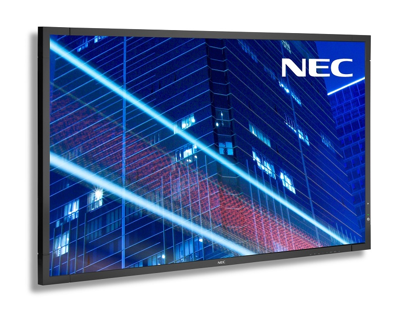 "40"" LED NEC X401S - FullHD,S-PVA,700cd,slim,24/7"