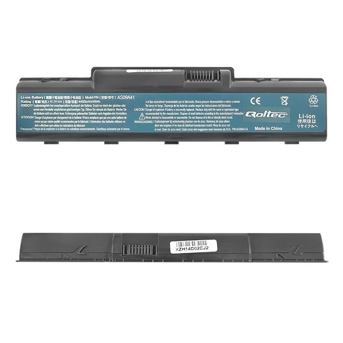 Qoltec Long Life Notebook Battery Acer Aspire 5732Z | 4400mAh | 11.1V