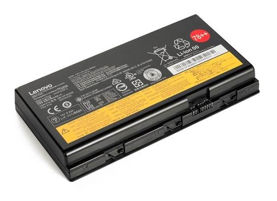 Lenovo TP Battery 78++ pro ThinkPad P70 8 Cell Li-Ion