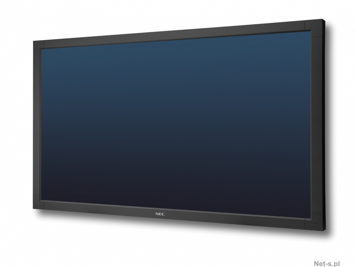 "65"" LED NEC V652 - FullHD,AMVA3,450cd,rep,24/7"