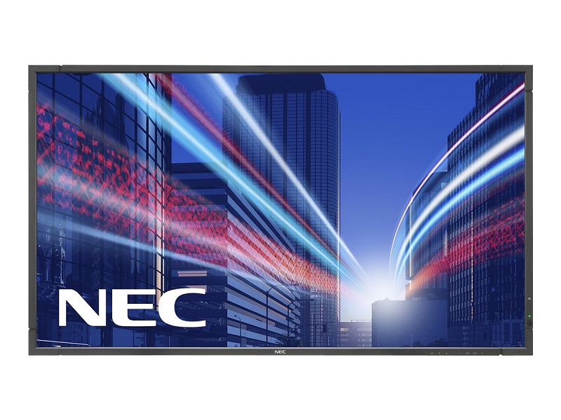 "46"" LED NEC P463 - FHD,SPVA,700cd,rep,24/7"