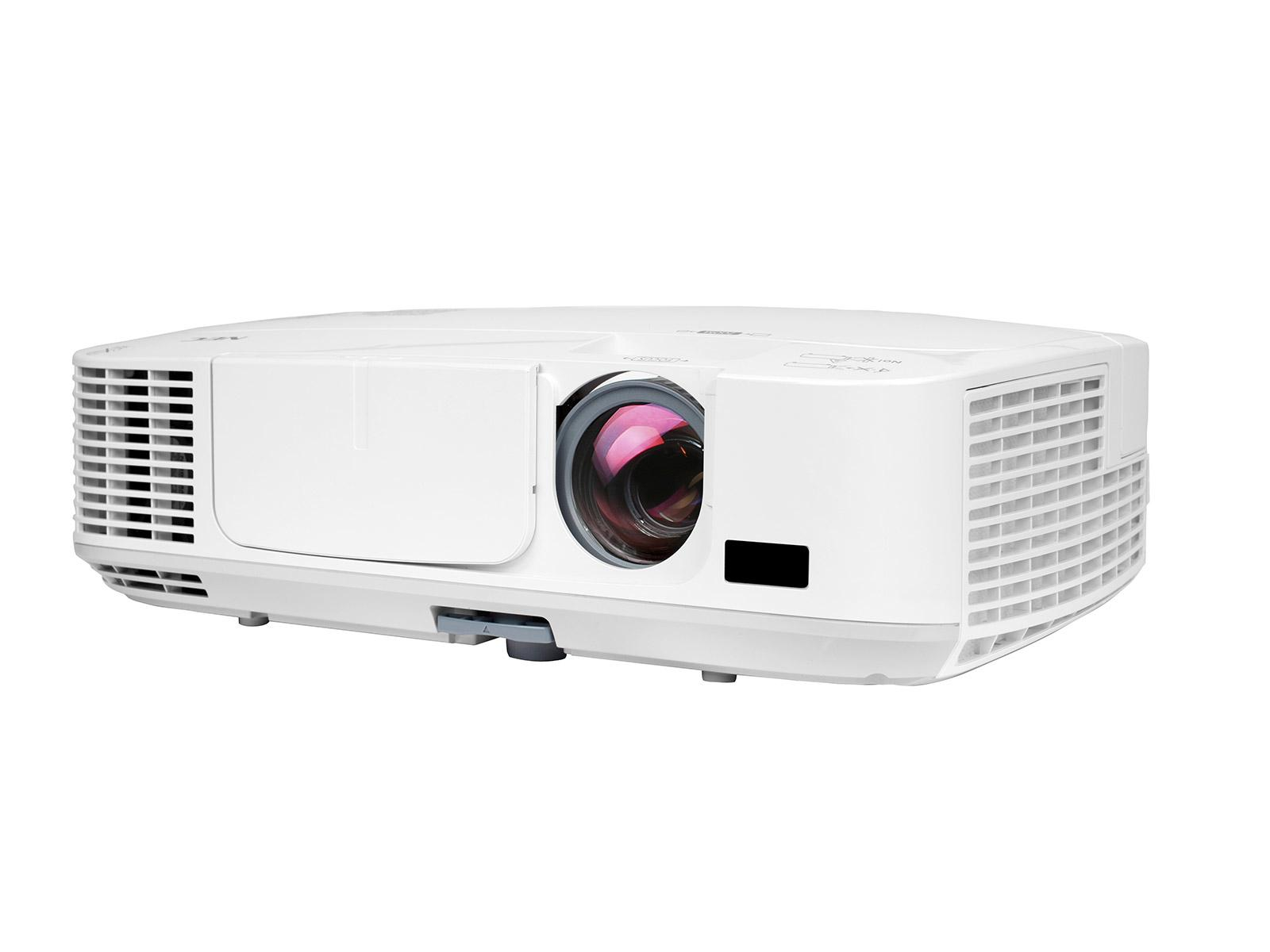 NEC projector M311X - 3100lm, x 1.7 zoom, 3000:1, 10,000h lamp, Crestron roomview function, XGA