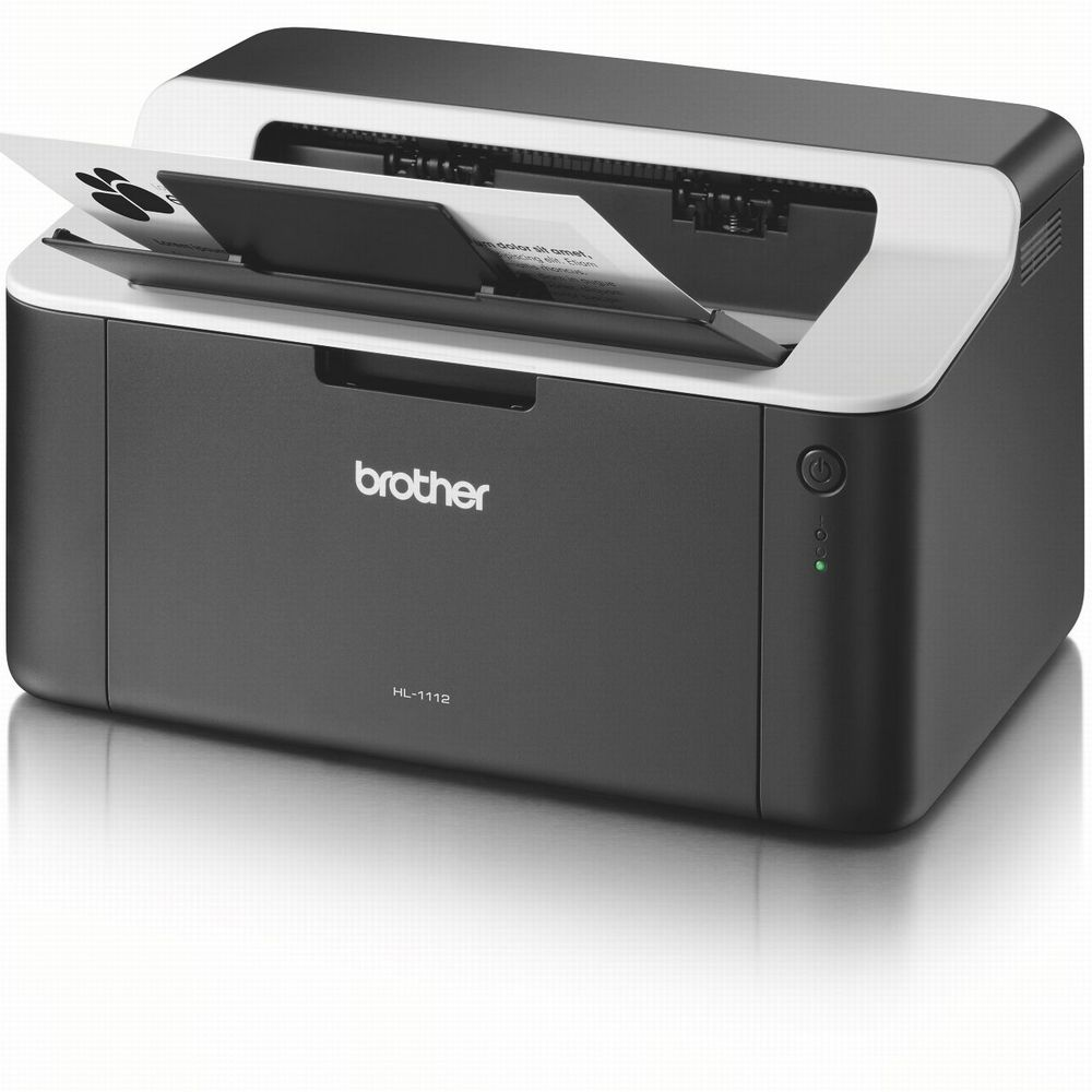 Brother HL-1112E (20str., GDI, USB 2.0)