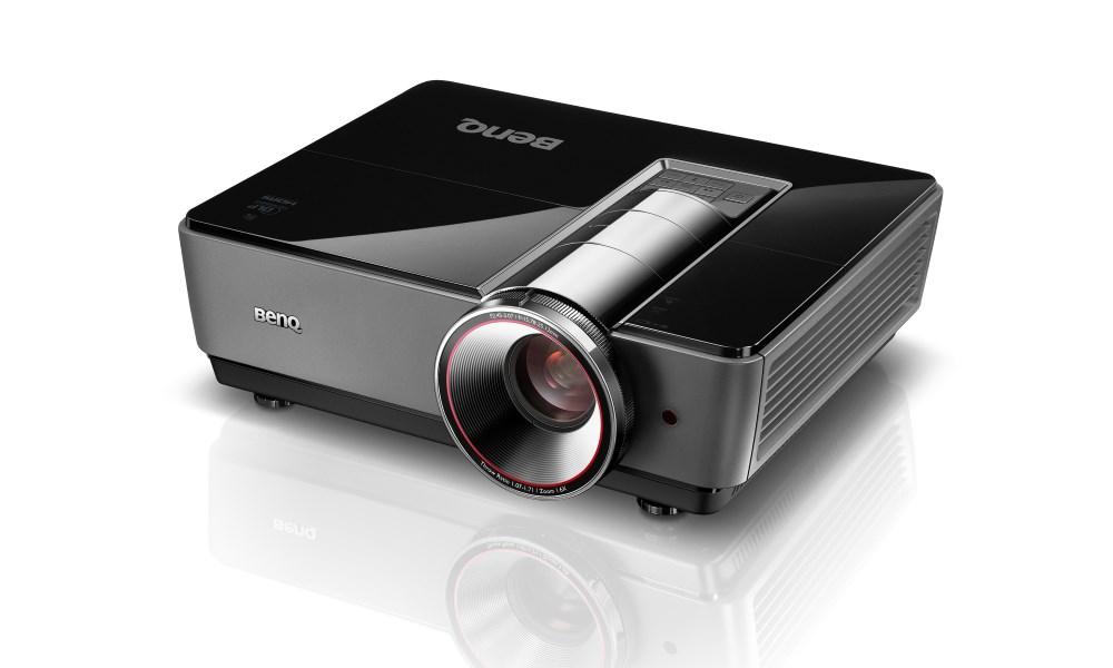 BenQ DLP Projektor SU931 3D/1920x1200 WUXGA/6000 ANSI lm/3000:1/2xHDMI/2x10W Repro