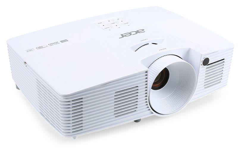 ACER Projektor H6517ABD, 1080p (1920x1080), 3200 ANSI, 20 000:1, VGA, HDMI, repro 1x3W, NVIDIA 3DTv Ready, živ lam.5000h