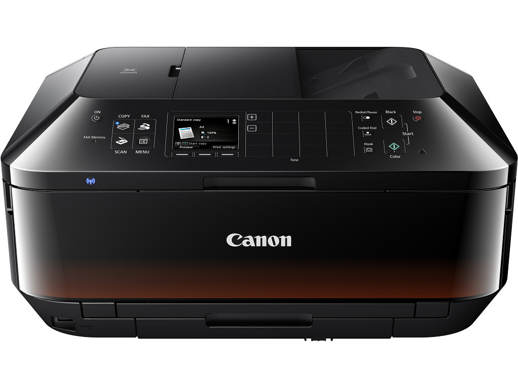 Canon PIXMA MX925,fax, dup,DADF,Wifi,LAN,CD/DVD