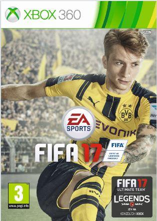 X360 - FIFA 17