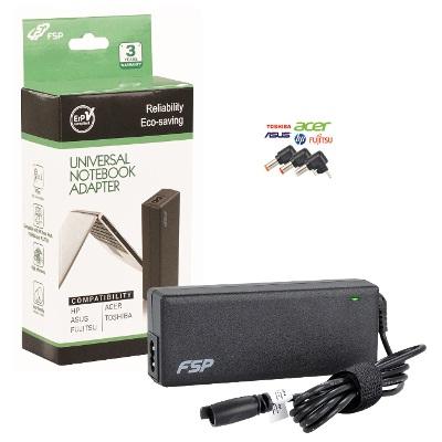 FSP/Fortron NB V3 90 napájecí adaptér k notebooku, 90W, 19V