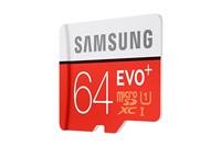 Samsung micro SDHC karta 64GB EVO Plus (Class 10 UHS-I)