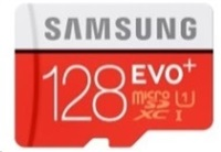 Samsung micro SDXC karta 128GB EVO Plus (Class 10 UHS-I)