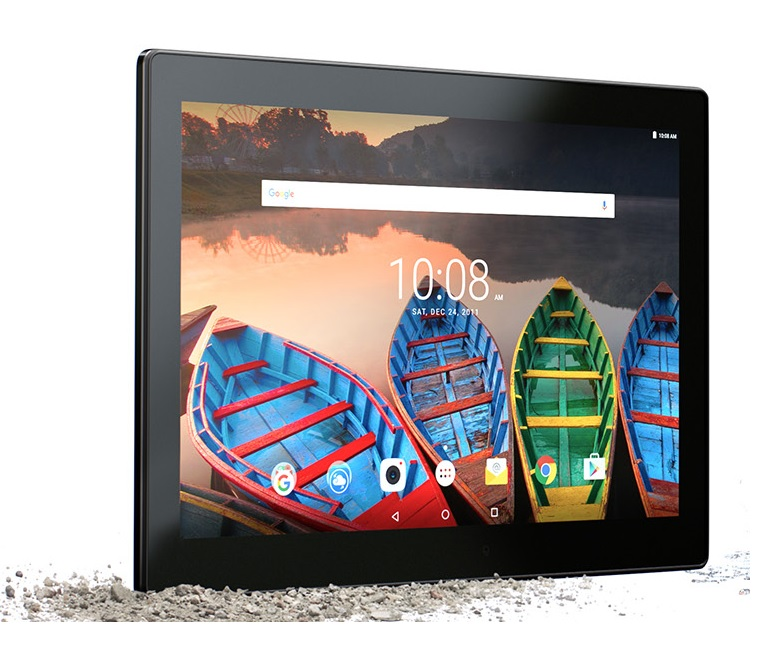 "Lenovo TAB 3 BUSINESS MTK-QC 1,3GHz/2GB/32GB/10,1"" IPS/FHD/GorillaGlass/WIFI/IP52/NFC/Android 6.0 AFW černá ZA0X0017CZ"