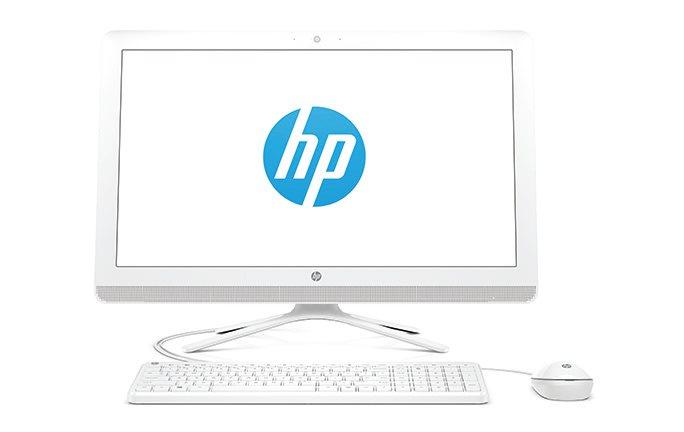 "HP Pavilion 24-g000nc/AiO/ 23,8"" IPS / i3-6100U/ 4GB/1 TB / Intel HD/ DVDRW/Win 10 Home"