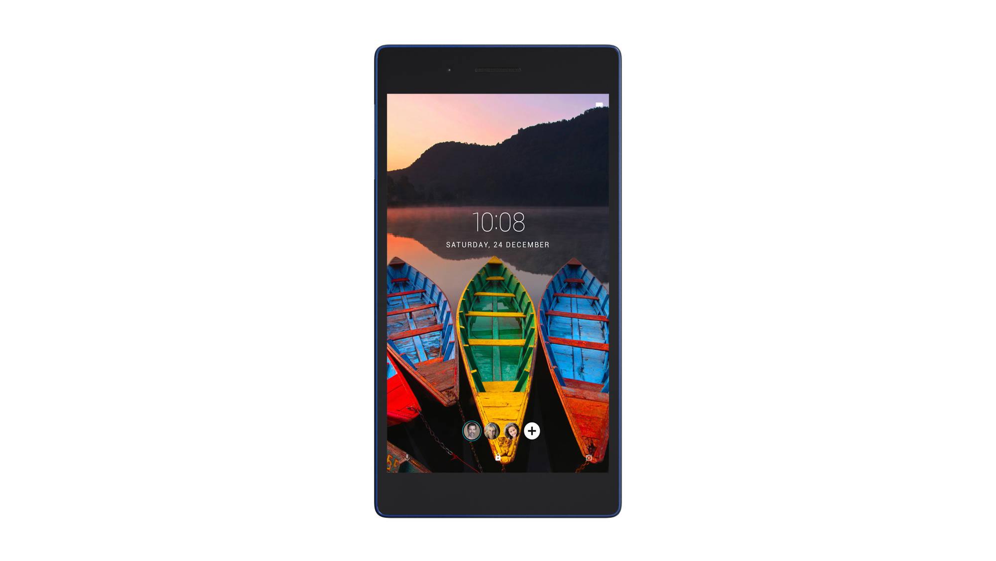 """Lenovo TAB 3 7"""" MTK-QC 1,0GHz/1GB/16GB/7"""" IPS/1024x600/WIFI/Android 6.0 bílá ZA110181CZ"""