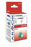 ARMOR cartridge pro CANON Pixma MG5751 cyan 13ml