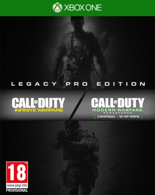 XONE - Call of Duty: Infinite Warfare Legacy Pro