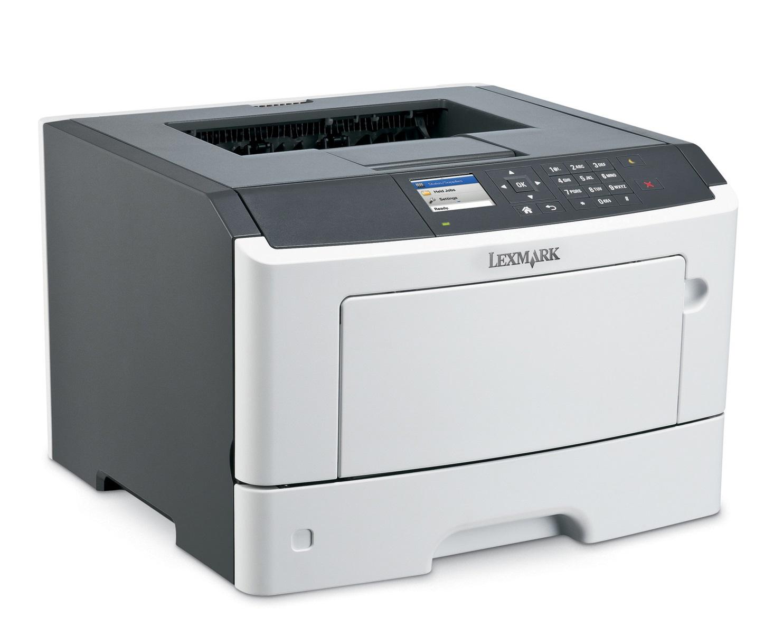 Lexmark MS510dn mono laser, 42 str./min., duplex, síť