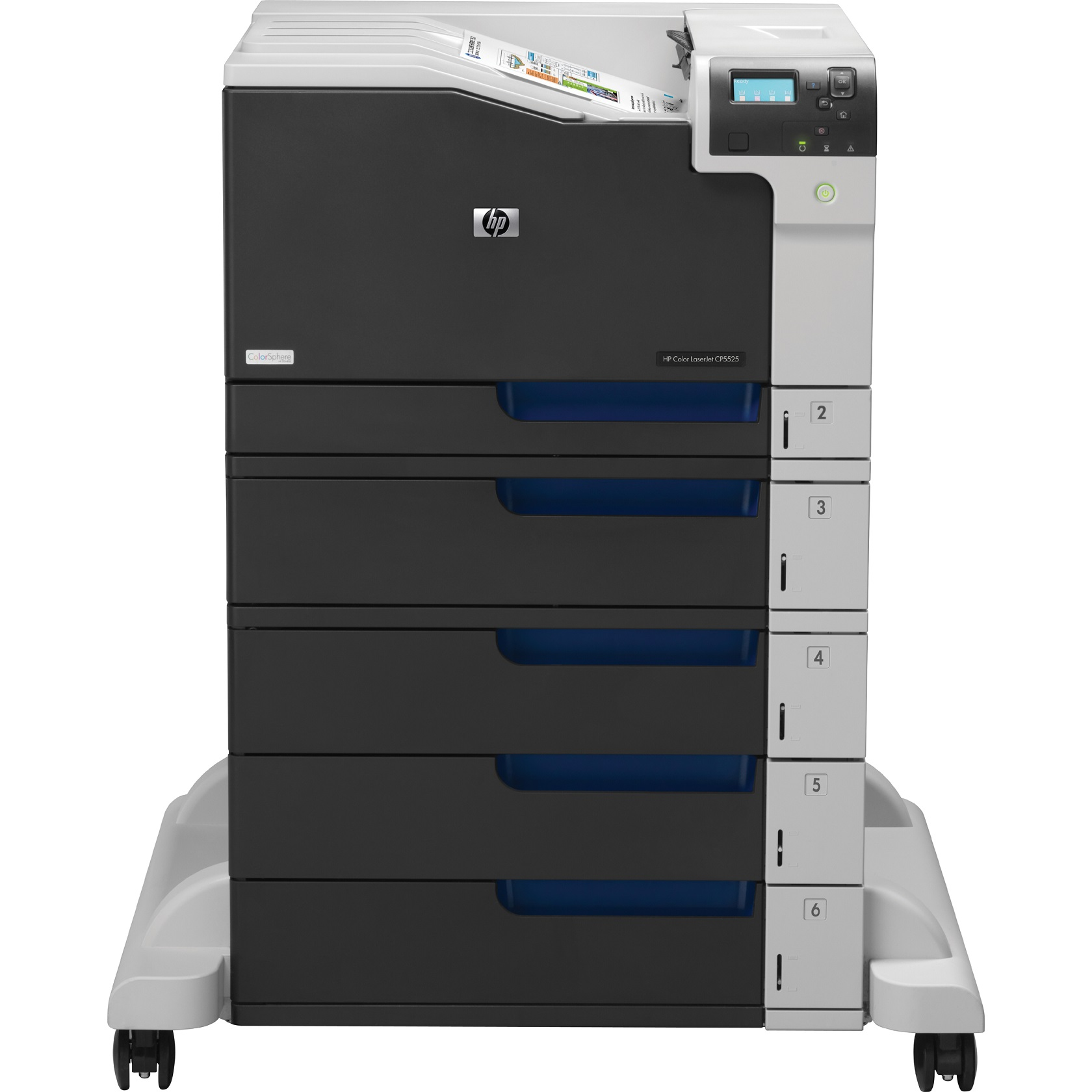 HP Color LaserJet Enterprise CP5525xh /A3,30ppm A4