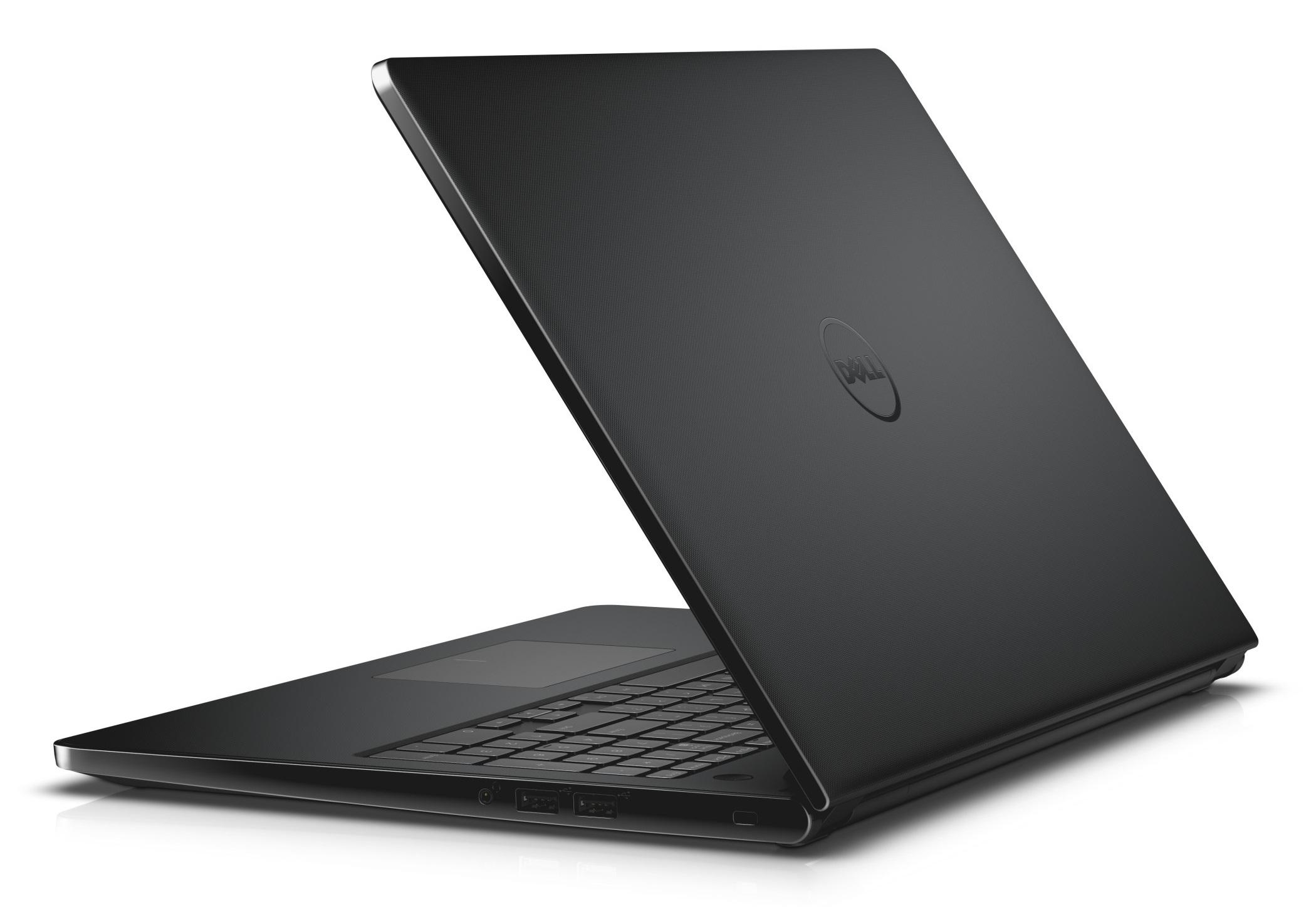 "Dell Inspiron 3558 15"" HD i3-5005U/4G/1TB/HD/MCR/DVD/HDMI/USB/W10/2RNBD/Černý"