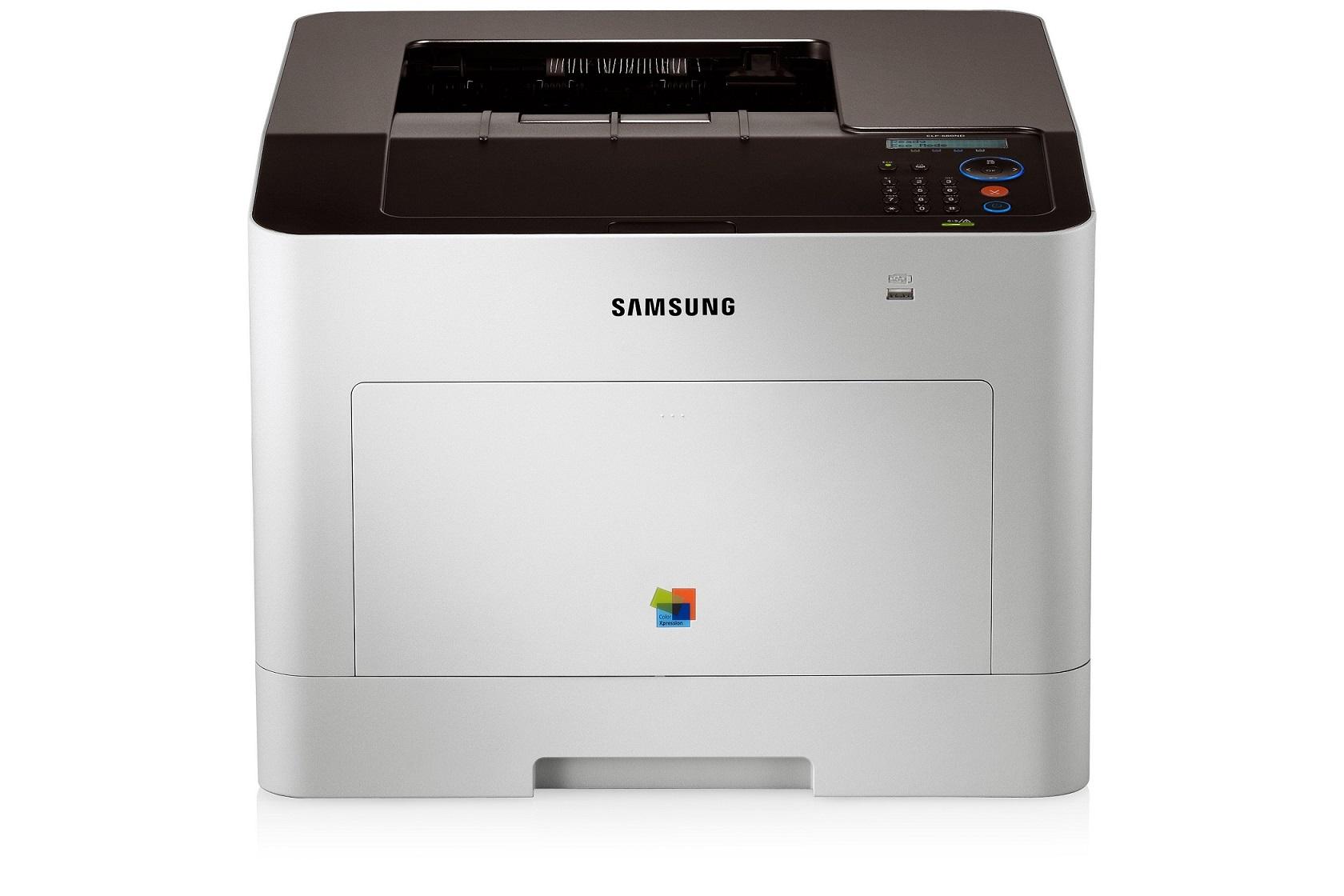 Samsung CLP-680DW/SEE, A4, 24ppm, 9600/600 dpi, 256MB, USB 2.0, ADF, NET, Wi-Fi