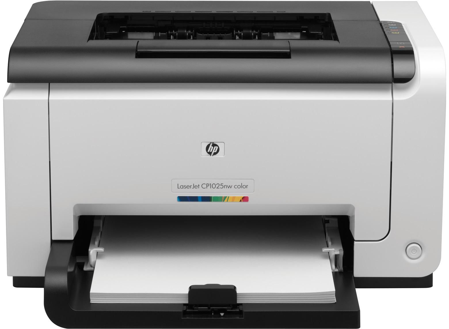 Tiskárna HP LaserJet Pro Color CP1025nw A4 bar/4str| USB| LAN| WIFI| 4,23 Kč/str