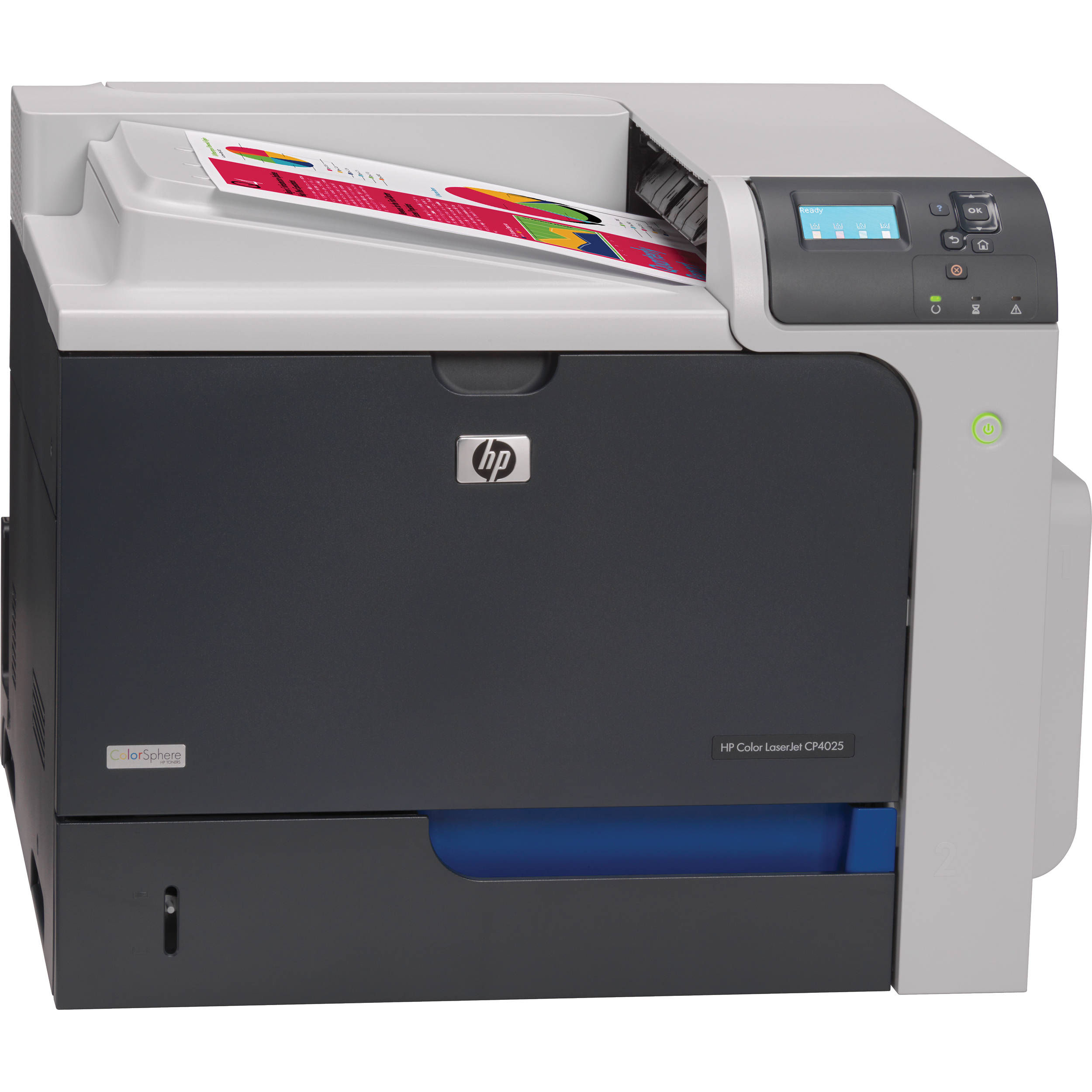 HP Color LaserJet Enterprise CP4025dn /A4, 35ppm