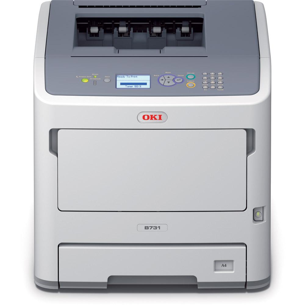 Tiskárna OKI B731dnw